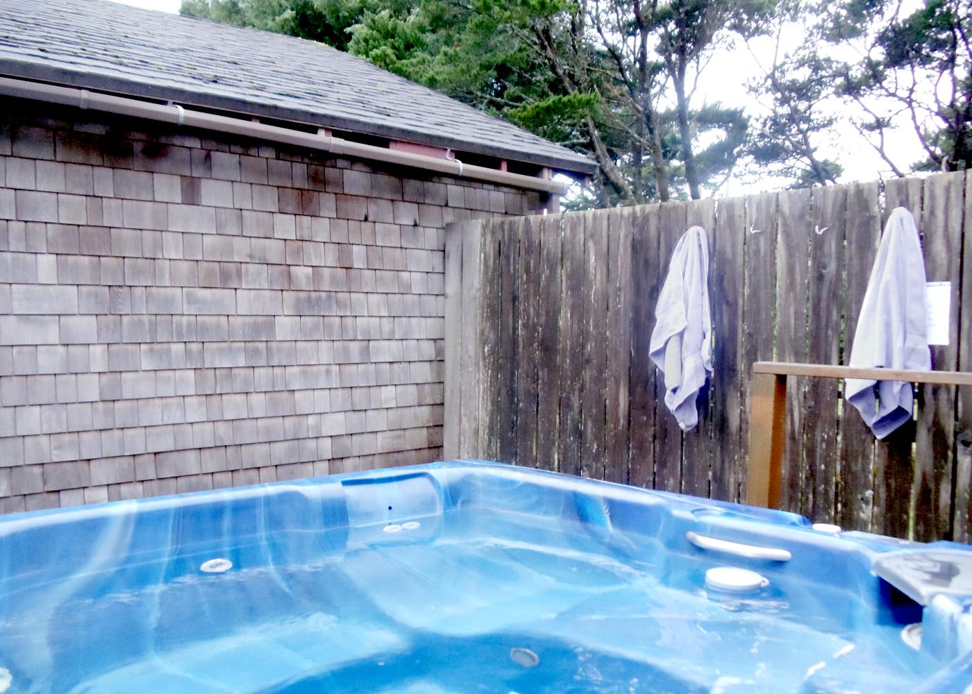 Lily Pad Hot Tub