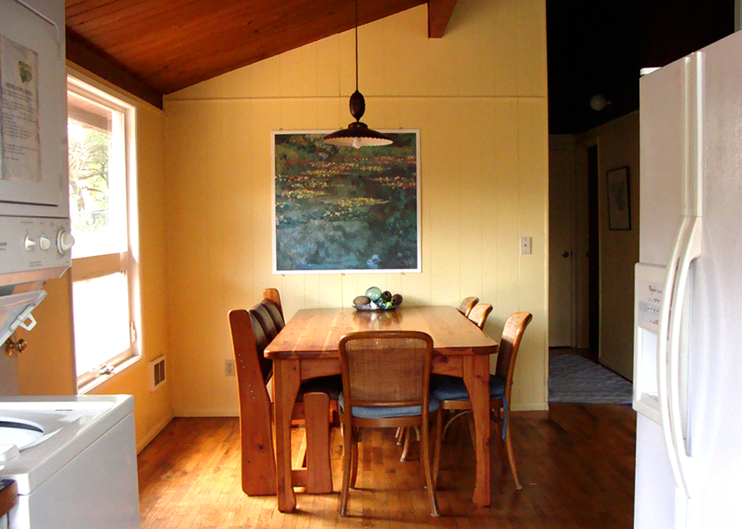 Lily Pad Dining Room