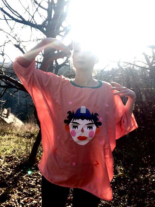 Pink Large Shirt