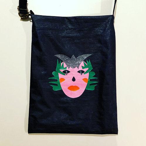 Pink Mask Bag