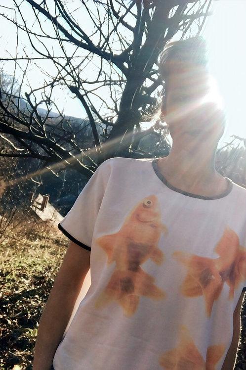Goldfist shirt