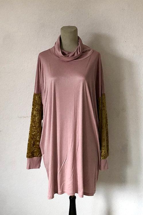 Pale Pink Dress