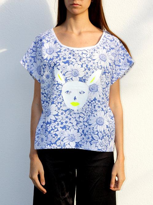 UPcycled Bunny Shirt