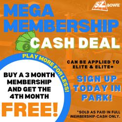 Bowie membership deal