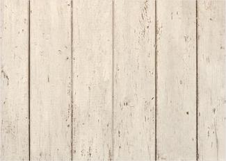 Cream Wood Floor