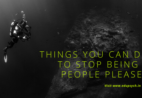 Things You Can Do To Stop Being A People Pleaser!