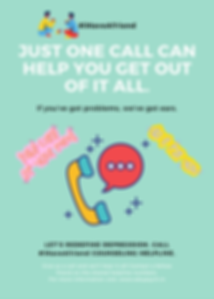 JUST ONE CALL CAN HELP YOU GET OUT OF IT