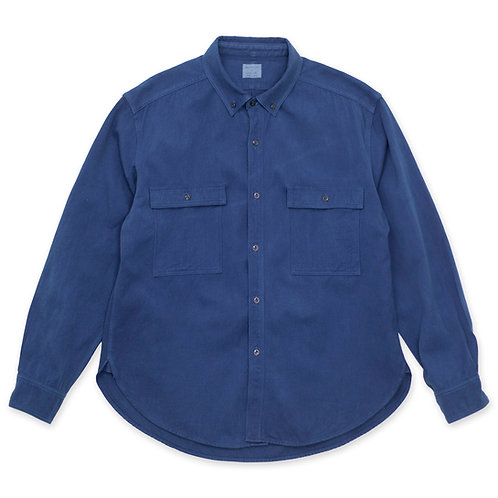 Work shirt  indigo