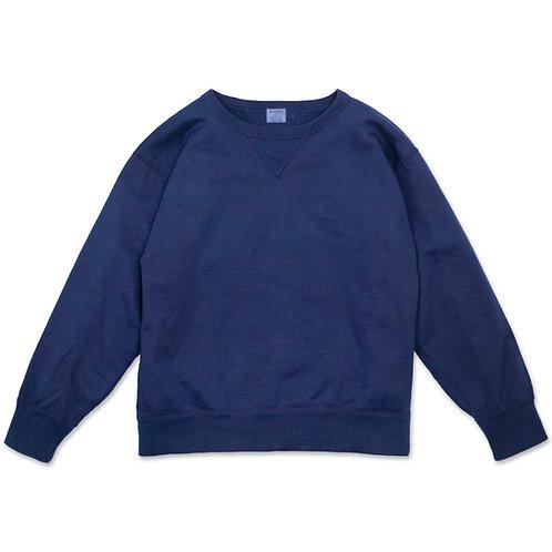 Heavyweight sweatshirt dark indigo