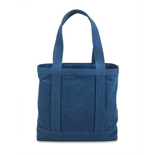 canvas tote bag m / indigo