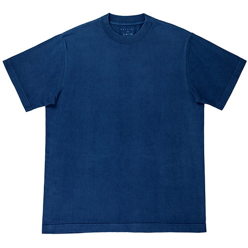T-shirt I / indigo