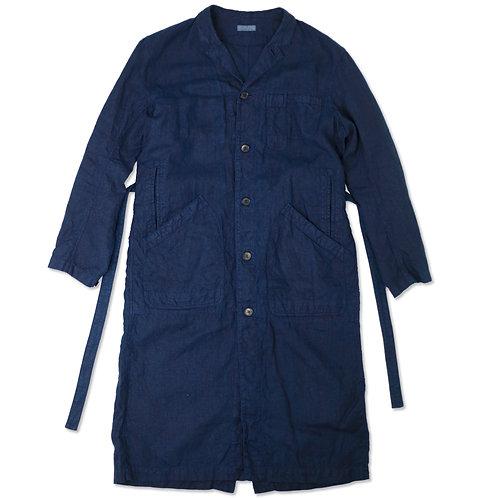 Atelier coat dark indigo