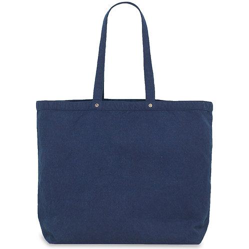 Lightweight tote bag dark indigo
