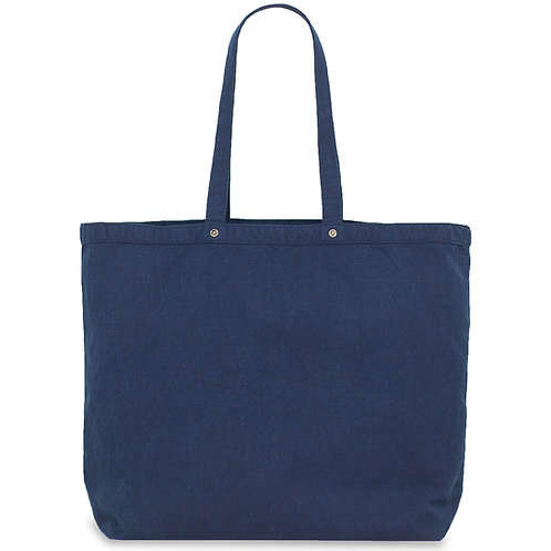 Lightweight tote bag dark indigo