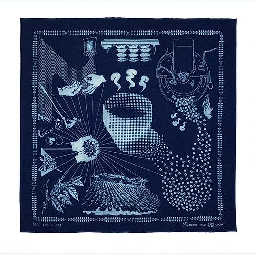 PADDLERS COFFEE × BUAISOU original bandana