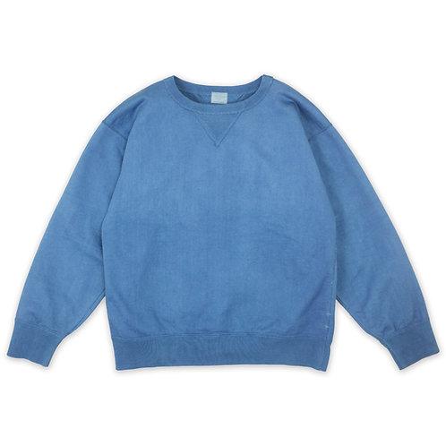 Heavyweight sweatshirt light indigo