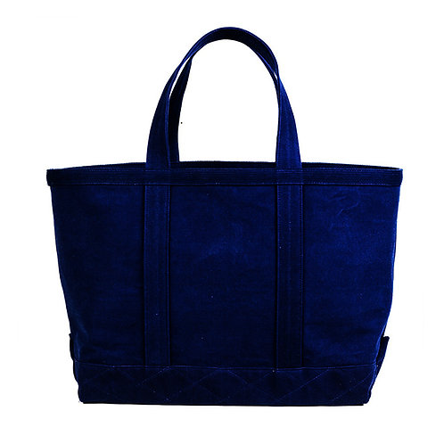canvas tote bag l all indigo -20171011C53.3-