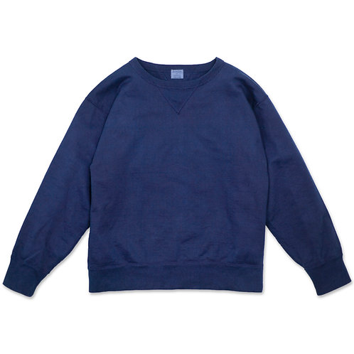 Heavyweight sweatshirt dark indigo