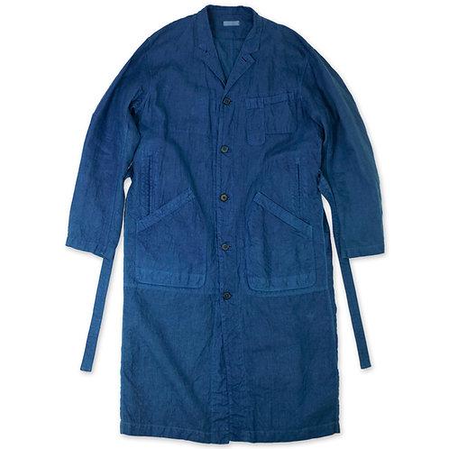 Atelier coat indigo