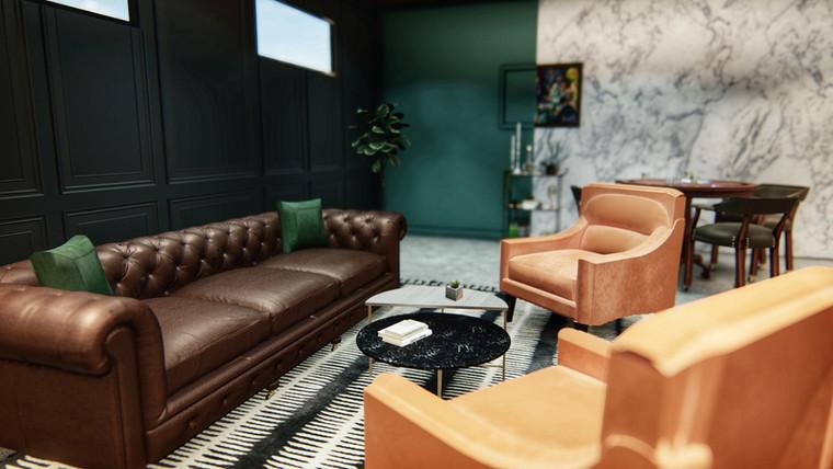 The Retreat Design & Texture
