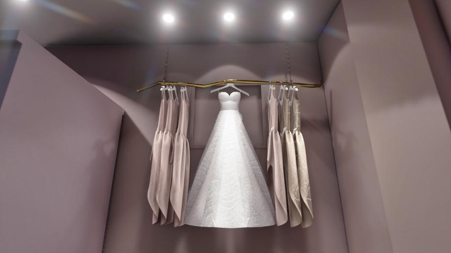 Showcase of Dresses