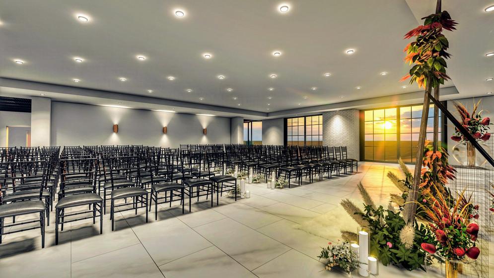 The Homestead- Boho Rustic Ceremony Set