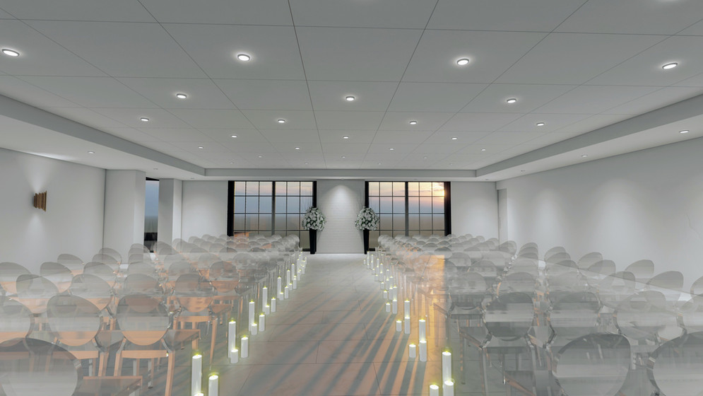 The Homestead- Modern Ceremony Set