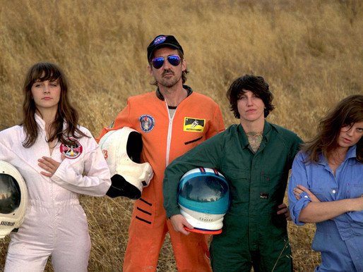 TROPICAL FU*K STORM New Single & Clip 'The Planet of Straw Men'