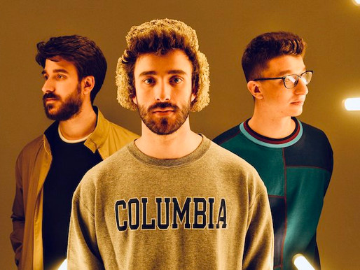 AJR announce 'Neotheater' which will be out 26 April!