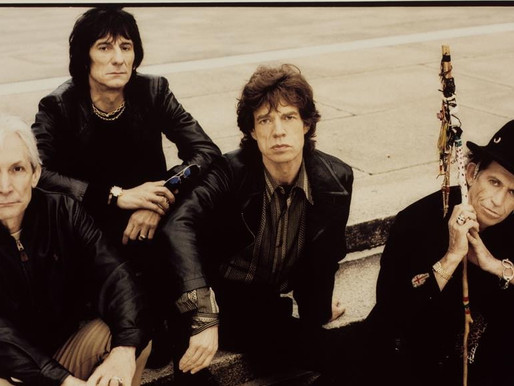THE ROLLING STONES release 'HONK' a 'best of' compilation album