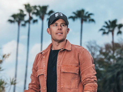 CASEY BARNES with brand-new single 'Bright Lights'