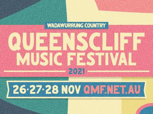 QUEENSCLIFF MUSIC FESTIVAL Drops First Line Up Announcement