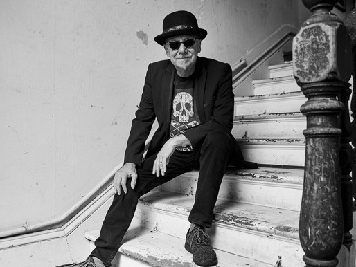 RUSSELL MORRIS Announces New Album 'Black And Blue Heart'