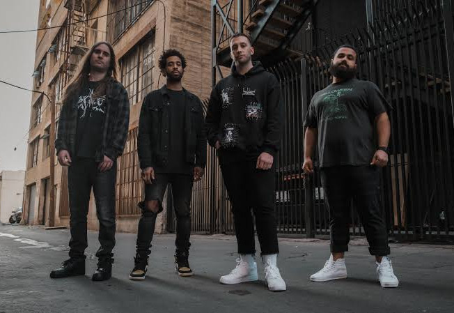 VOLUMES share video for new song 'Weighted'