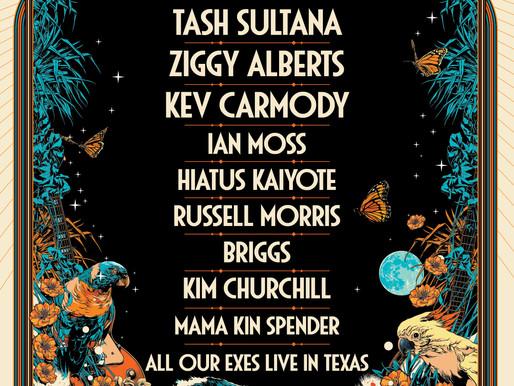 Bluesfest Byron Bay - First ever All Australian Announcement