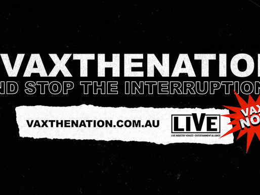 #VAXTHENATION LAUNCHES NATIONAL VACCINATION CAMPAIGN