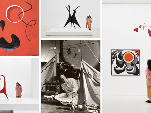 Sculptures of the 20th century in Alexander Calder: Radical Inventor at NGV now open