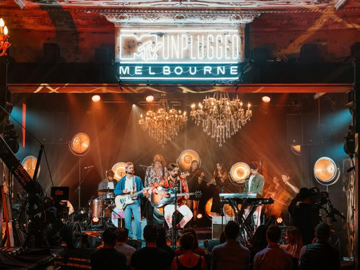 THE RUBENS Announce MTV Unplugged (Live In Melbourne) Performance - OUT FRIDAY 10 MAY