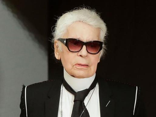Fashion designer Lagerfeld dead at 85