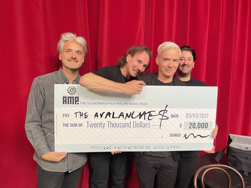 THE AVALANCHES' have won the Australian Music Prize 2020