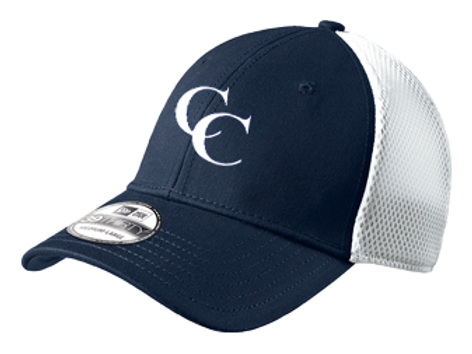 CC New Era Stretch Mesh Cap