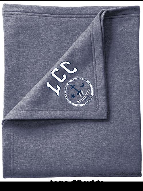 LCC Sweatshirt Blanket