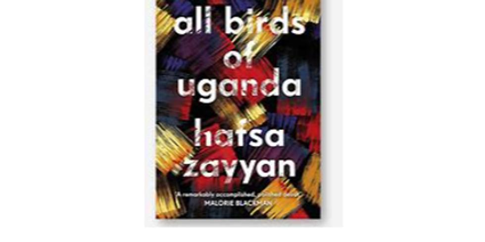 Zoom Book Club 'We are all Birds of Uganda' February 2022