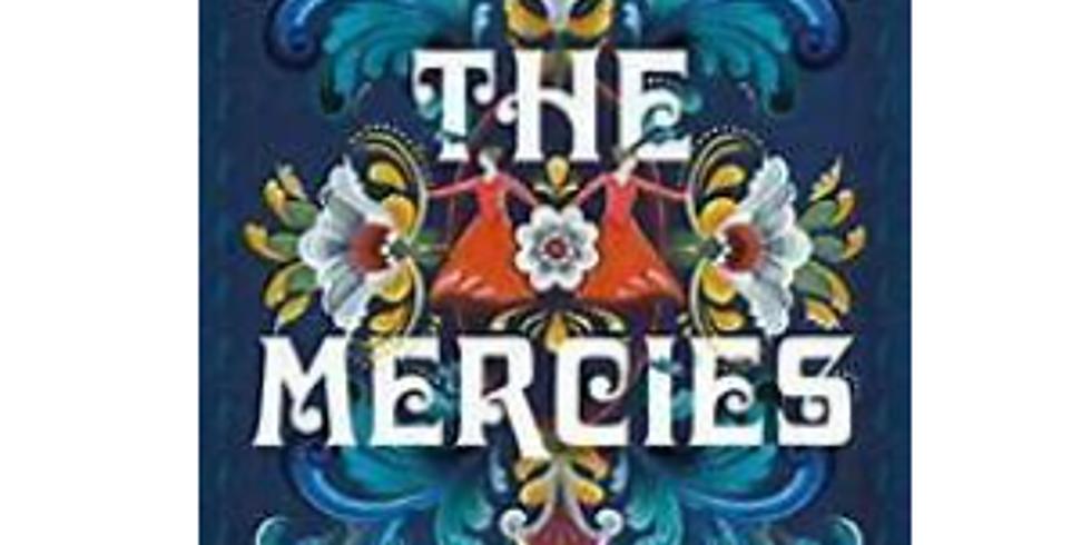 Zoom - Book Club  The Mercies Nov 2021