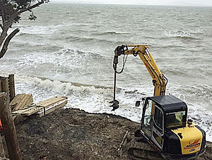 coastal slip repir