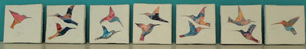 Bird Mini's (two birds)
