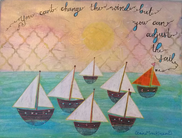 Adjust the Sail