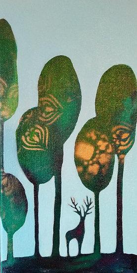 Moon Dancers- Stag