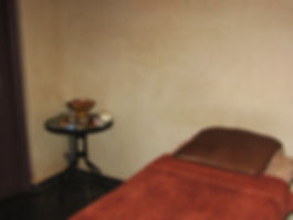 Photo d'une salle de massage