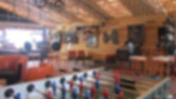 Photo de la salle de jeu